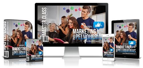 Marketing digital para Peluquerias y salones de belleza