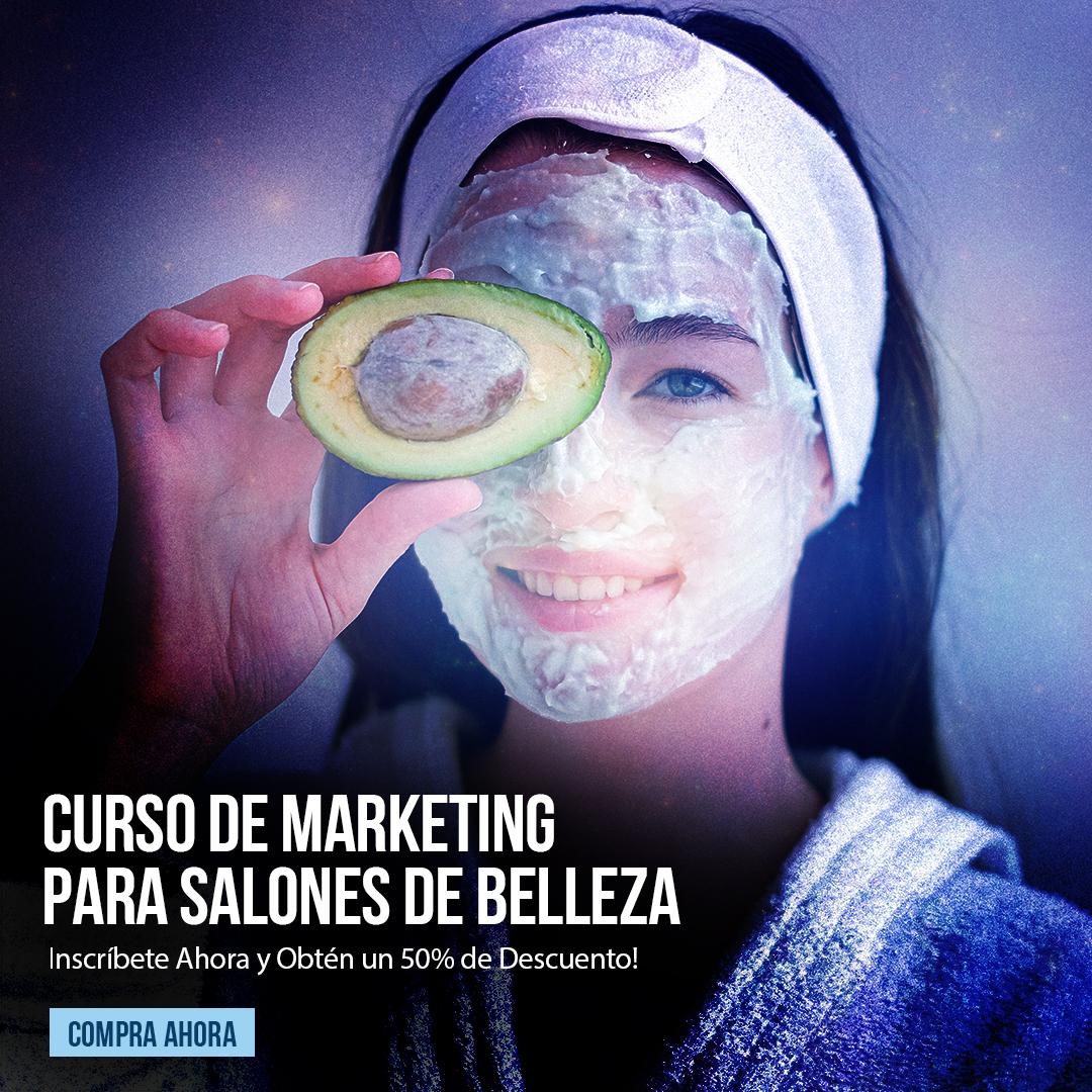 Curso de Marketing para especialistas de la belleza