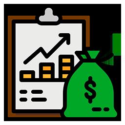 crecimiento de ganancias