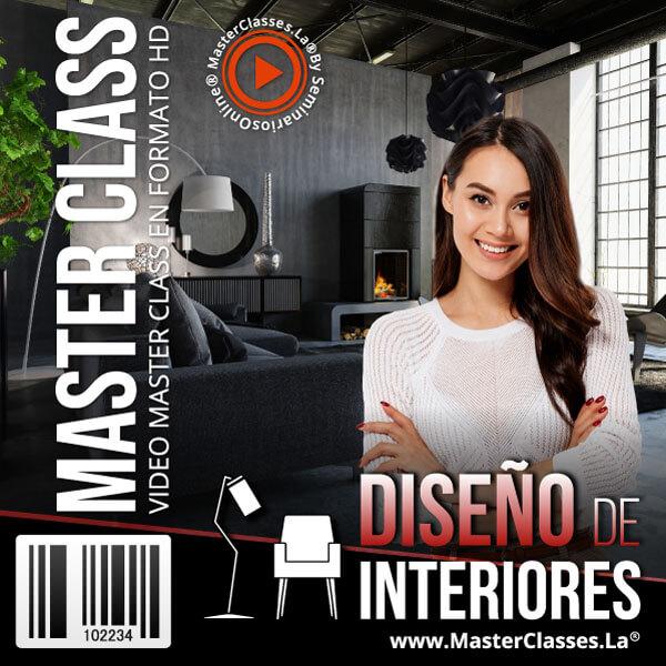 Sello de garantía curso de diseño de interiores